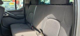 2007 Nissan Navara D40 ST-X Grey 6 Speed Manual Utility