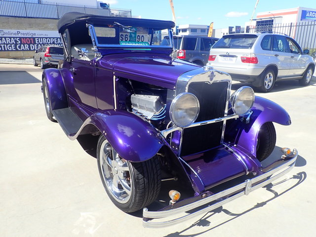 Used Chevrolet Chevrolet Custom Wangara, 1929 Chevrolet Chevrolet street rod Purple 3 Speed Automatic Roadster