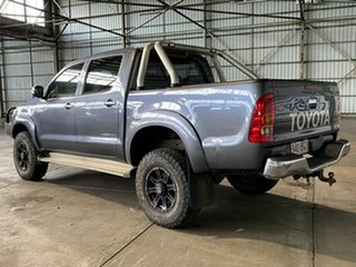 2007 Toyota Hilux KUN26R MY07 SR5 Grey 5 Speed Manual Utility