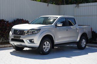 2019 Nissan Navara D23 S4 MY19 ST King Cab Silver 7 Speed Sports Automatic Utility
