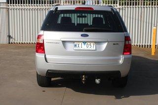 2008 Ford Territory SY SR (4x4) 6 Speed Auto Seq Sportshift Wagon