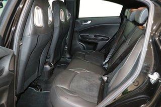 2016 Alfa Romeo Giulietta MY15 Quadrifoglio Verde Black 6 Speed Auto Dual Clutch Hatchback