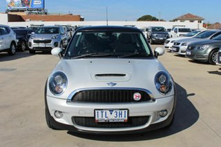2010 Mini Hatch R56 MY10 Cooper S Steptronic Camden Silver 6 Speed Sports Automatic Hatchback