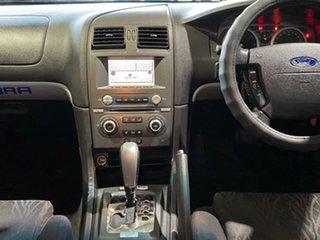 2003 Ford Falcon BA XR6 White 4 Speed Sports Automatic Sedan