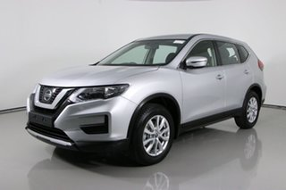 2019 Nissan X-Trail T32 Series 2 ST 7 Seat (2WD) Silver Continuous Variable Wagon.