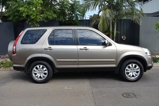 2005 Honda CR-V RD MY2005 Sport 4WD Gold 5 Speed Automatic Wagon