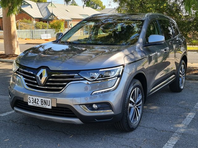 Used Renault Koleos HZG Intens X-tronic Nailsworth, 2016 Renault Koleos HZG Intens X-tronic Grey 1 Speed Constant Variable Wagon