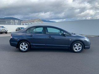 2007 Honda Civic 8th Gen MY07 VTi Grey 5 Speed Automatic Sedan.