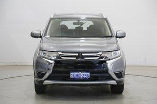 2018 Mitsubishi Outlander ZL MY18.5 ES AWD Titanium 6 Speed Constant Variable Wagon.
