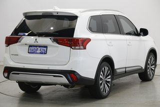 2020 Mitsubishi Outlander ZL MY20 LS 2WD White 6 Speed Constant Variable Wagon