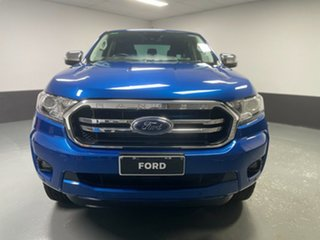 2019 Ford Ranger PX MkIII 2019.75MY XLT Blue 6 Speed Sports Automatic Double Cab Pick Up.