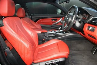 2013 BMW 4 Series F32 435i Black 8 Speed Sports Automatic Coupe