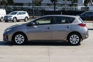 2014 Toyota Corolla ZRE182R Ascent Brown 7 Speed Constant Variable Hatchback