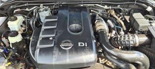2007 Nissan Navara D40 ST-X Grey 6 Speed Manual Utility.
