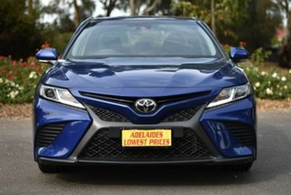 2018 Toyota Camry ASV70R Ascent Sport Blue 6 Speed Sports Automatic Sedan.