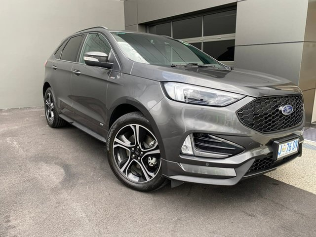 Used Ford Endura CA 2019MY ST-Line Hobart, 2019 Ford Endura CA 2019MY ST-Line Grey 8 Speed Sports Automatic Wagon