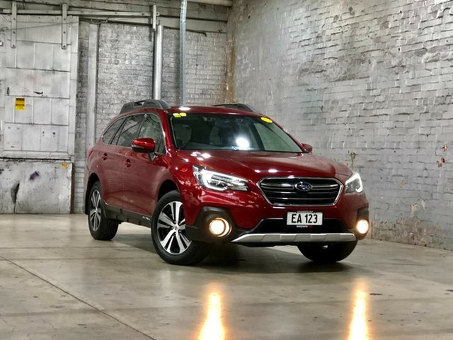 Used Subaru Outback B6A MY19 2.5i CVT AWD Mile End South, 2018 Subaru Outback B6A MY19 2.5i CVT AWD Red 7 Speed Constant Variable Wagon