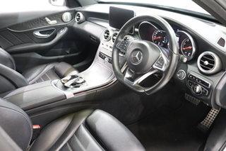 2015 Mercedes-Benz C-Class W205 C250 BlueTEC 7G-Tronic + Silver 7 Speed Sports Automatic Sedan