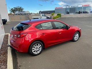 2016 Mazda 3 BM MY15 Neo Red 6 Speed Manual Hatchback