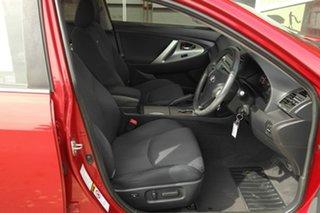 2006 Toyota Camry ACV40R Sportivo Red 5 Speed Automatic Sedan
