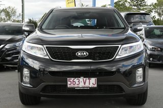 2014 Kia Sorento XM MY14 SLi 4WD Black 6 Speed Sports Automatic Wagon