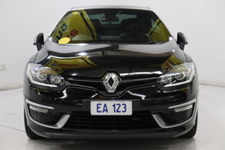 2015 Renault Megane III E95 Phase 2 GT-Line Cpe Cabrio Black 6 Speed Constant Variable Convertible.
