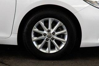 2016 Toyota Camry ASV50R MY16 Altise Diamond White 6 Speed Automatic Sedan