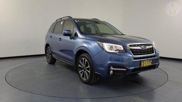 Used Subaru Forester MY18 2.5I-S Altona North, 2017 Subaru Forester MY18 2.5I-S Blue Continuous Variable Wagon