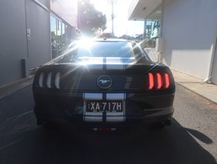 2018 Ford Mustang FN 2019MY High Performance Black 6 Speed Manual Fastback