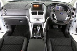 2015 Ford Territory SZ MK2 TS (RWD) White 6 Speed Automatic Wagon