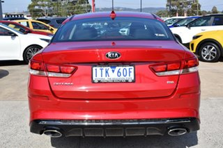 2019 Kia Optima JF MY20 SI Runway Red 6 Speed Sports Automatic Sedan