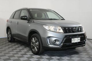 2020 Suzuki Vitara LY Series II 2WD Galactic Grey & Cosmic Black 6 Speed Sports Automatic Wagon