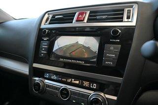 2017 Subaru Outback B6A MY17 2.5i CVT AWD Blue 6 Speed Constant Variable Wagon