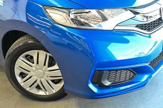 2018 Honda Jazz GF MY18 VTi Blue 1 Speed Constant Variable Hatchback.
