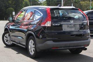 2013 Honda CR-V RM VTi Black 5 Speed Automatic Wagon.