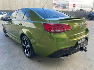 2015 Holden Commodore VF MY15 SS Green 6 Speed Sports Automatic Sedan