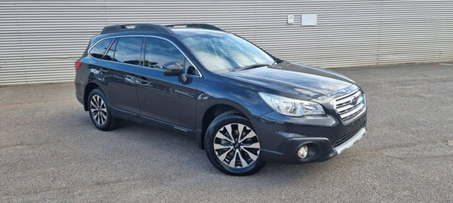 Used Subaru Outback B6A MY17 2.5i CVT AWD Elizabeth, 2017 Subaru Outback B6A MY17 2.5i CVT AWD Grey 6 Speed Constant Variable Wagon