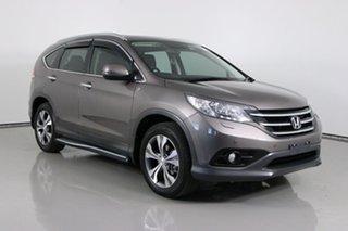 2013 Honda CR-V 30 VTi-L (4x4) Grey 5 Speed Automatic Wagon.