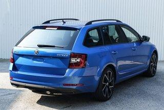 2019 Skoda Octavia NE MY20 Sport DSG 110TSI Blue 7 Speed Sports Automatic Dual Clutch Wagon.