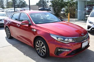 2019 Kia Optima JF MY20 SI Runway Red 6 Speed Sports Automatic Sedan.