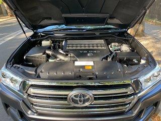 2016 Toyota Landcruiser VDJ200R GXL Graphite 6 Speed Sports Automatic Wagon.