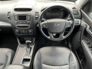 2013 Kia Sorento XM MY13 SLi Silver 6 Speed Sports Automatic Wagon