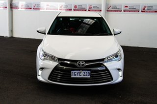 2016 Toyota Camry ASV50R MY16 Altise Diamond White 6 Speed Automatic Sedan.
