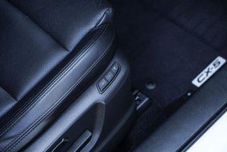 2015 Mazda CX-5 KE1032 Grand Touring SKYACTIV-Drive AWD White 6 Speed Sports Automatic Wagon