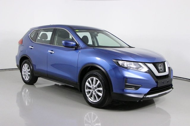 Used Nissan X-Trail T32 Series 2 ST (4WD) Bentley, 2019 Nissan X-Trail T32 Series 2 ST (4WD) Blue Continuous Variable Wagon