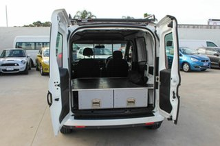 2018 Fiat Doblo 263 Series 1 Low Roof SWB Comfort-matic White 5 Speed Sports Automatic Single Clutch.