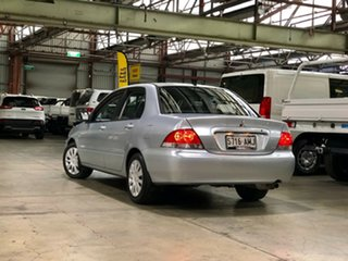 2007 Mitsubishi Lancer CH MY07 ES Silver 4 Speed Sports Automatic Sedan