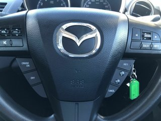 2012 Mazda 3 BL10F2 Neo Silver 6 Speed Manual Sedan