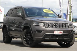 2020 Jeep Grand Cherokee WK MY20 Night Eagle Grey 8 Speed Sports Automatic Wagon.