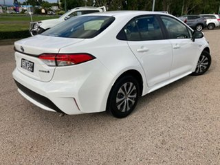 2020 Toyota Corolla ZWE211R Ascent Sport E-CVT Hybrid Glacier White 10 Speed Constant Variable